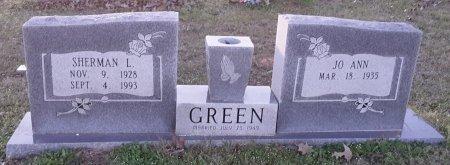 GREEN, SHERMAN L - Miller County, Arkansas | SHERMAN L GREEN - Arkansas Gravestone Photos