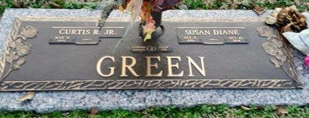GREEN, SUSAN DIANE - Miller County, Arkansas | SUSAN DIANE GREEN - Arkansas Gravestone Photos