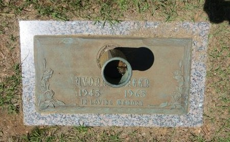 GREEN, YVONNE - Miller County, Arkansas | YVONNE GREEN - Arkansas Gravestone Photos