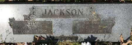 JACKSON, MATTIE - Miller County, Arkansas | MATTIE JACKSON - Arkansas Gravestone Photos