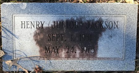 JACKSON, HENRY  - Miller County, Arkansas | HENRY  JACKSON - Arkansas Gravestone Photos