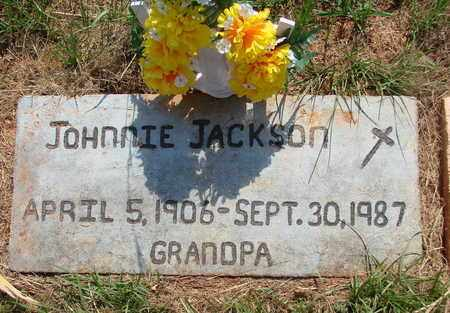 JACKSON, JOHNNIE - Miller County, Arkansas | JOHNNIE JACKSON - Arkansas Gravestone Photos