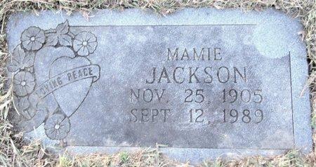 JACKSON, MAMIE - Miller County, Arkansas | MAMIE JACKSON - Arkansas Gravestone Photos
