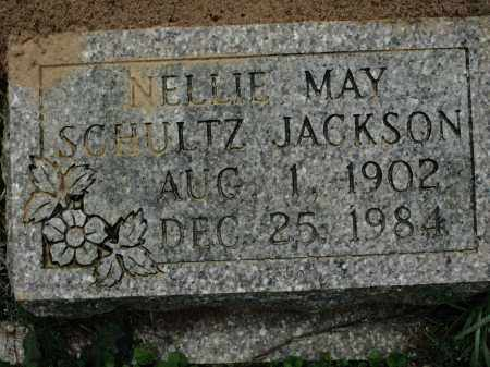 JACKSON, NELLIE MAY - Miller County, Arkansas | NELLIE MAY JACKSON - Arkansas Gravestone Photos