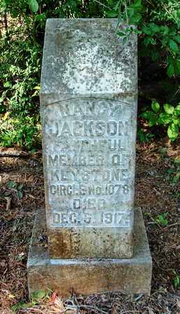 JACKSON, NANCY - Miller County, Arkansas | NANCY JACKSON - Arkansas Gravestone Photos
