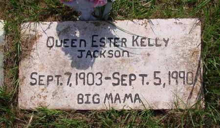 JACKSON, QUEEN ESTER - Miller County, Arkansas | QUEEN ESTER JACKSON - Arkansas Gravestone Photos