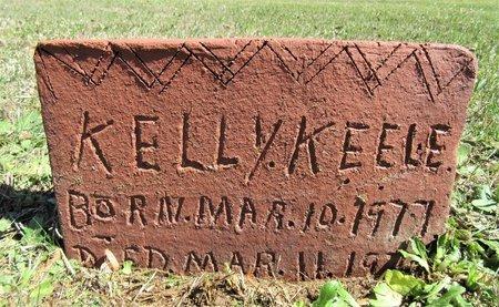 KEELE, KELLY - Miller County, Arkansas | KELLY KEELE - Arkansas Gravestone Photos