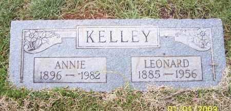 KELLEY, LEONARD - Miller County, Arkansas | LEONARD KELLEY - Arkansas Gravestone Photos