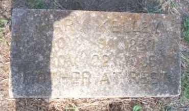 KELLEY, MARY - Miller County, Arkansas   MARY KELLEY - Arkansas Gravestone Photos