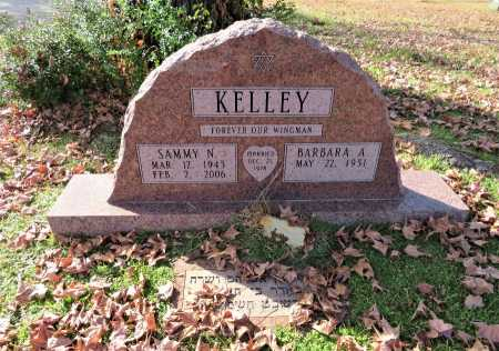 KELLEY, SAMMY NORMAN - Miller County, Arkansas | SAMMY NORMAN KELLEY - Arkansas Gravestone Photos