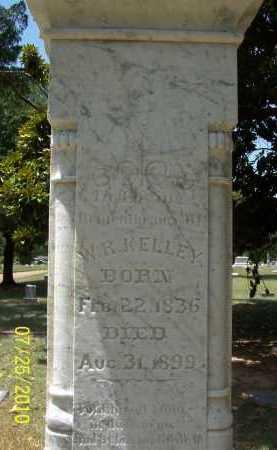 KELLEY, W R (CLOSEUP) - Miller County, Arkansas   W R (CLOSEUP) KELLEY - Arkansas Gravestone Photos
