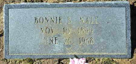 NALL, BONNIE B - Miller County, Arkansas | BONNIE B NALL - Arkansas Gravestone Photos