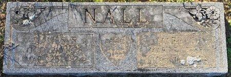 NALL, MARY E - Miller County, Arkansas | MARY E NALL - Arkansas Gravestone Photos