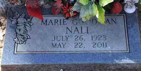 NALL, MARIE - Miller County, Arkansas   MARIE NALL - Arkansas Gravestone Photos