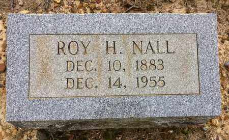 NALL, ROY H - Miller County, Arkansas | ROY H NALL - Arkansas Gravestone Photos