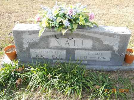 NALL, ELLA MAE - Miller County, Arkansas | ELLA MAE NALL - Arkansas Gravestone Photos