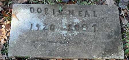 NEAL, DORIS - Miller County, Arkansas | DORIS NEAL - Arkansas Gravestone Photos