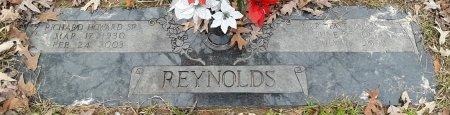 REYNOLDS, MARY FAYE - Miller County, Arkansas | MARY FAYE REYNOLDS - Arkansas Gravestone Photos