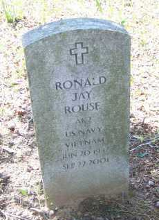 ROUSE (VETERAN VIET), RONALD JAY - Miller County, Arkansas | RONALD JAY ROUSE (VETERAN VIET) - Arkansas Gravestone Photos