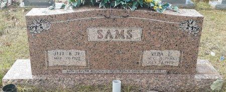 SAMS, VEDA L - Miller County, Arkansas | VEDA L SAMS - Arkansas Gravestone Photos