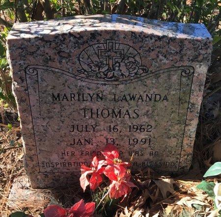 THOMAS, MARILYN LAWANDA - Miller County, Arkansas | MARILYN LAWANDA THOMAS - Arkansas Gravestone Photos