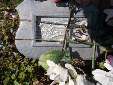 UNKNOWN, REKENNA - Miller County, Arkansas | REKENNA UNKNOWN - Arkansas Gravestone Photos