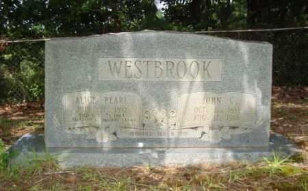 WESTBROOK, JOHN C. - Miller County, Arkansas | JOHN C. WESTBROOK - Arkansas Gravestone Photos