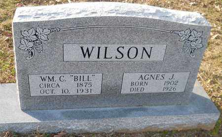 "WILSON, WM C ""BILL"" - Miller County, Arkansas | WM C ""BILL"" WILSON - Arkansas Gravestone Photos"