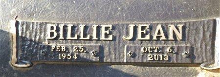 YOUNG, BILLIE JEAN (CLOSEUP) - Miller County, Arkansas   BILLIE JEAN (CLOSEUP) YOUNG - Arkansas Gravestone Photos