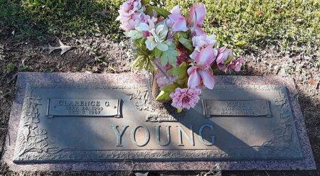 YOUNG, RUTH - Miller County, Arkansas | RUTH YOUNG - Arkansas Gravestone Photos