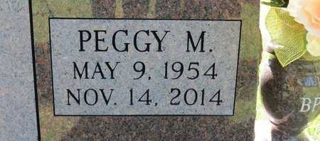 YOUNG, PEGGY M. (CLOSE UP) - Miller County, Arkansas | PEGGY M. (CLOSE UP) YOUNG - Arkansas Gravestone Photos