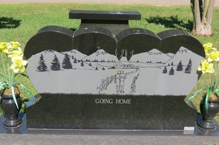 YOUNG, HELEN (BACKVIEW) - Miller County, Arkansas | HELEN (BACKVIEW) YOUNG - Arkansas Gravestone Photos