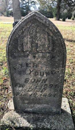 YOUNG, EXER - Miller County, Arkansas   EXER YOUNG - Arkansas Gravestone Photos