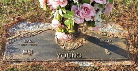 YOUNG, NICKEL - Miller County, Arkansas | NICKEL YOUNG - Arkansas Gravestone Photos