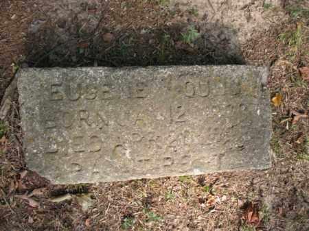 YOUNG, EUGENE - Miller County, Arkansas   EUGENE YOUNG - Arkansas Gravestone Photos
