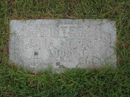 YOUNG, EDNA - Miller County, Arkansas | EDNA YOUNG - Arkansas Gravestone Photos
