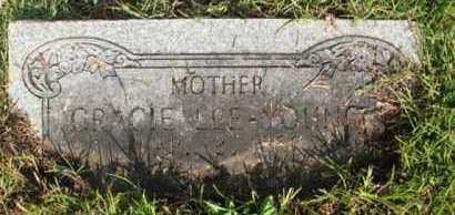 YOUNG, GRACIE LEE - Miller County, Arkansas   GRACIE LEE YOUNG - Arkansas Gravestone Photos