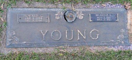 YOUNG, MODENA L. - Miller County, Arkansas | MODENA L. YOUNG - Arkansas Gravestone Photos