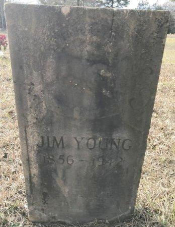 YOUNG, JIM - Miller County, Arkansas   JIM YOUNG - Arkansas Gravestone Photos