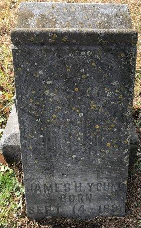 YOUNG, JAMES H - Miller County, Arkansas | JAMES H YOUNG - Arkansas Gravestone Photos