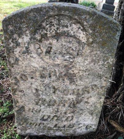 YOUNG, JOSEPH - Miller County, Arkansas   JOSEPH YOUNG - Arkansas Gravestone Photos