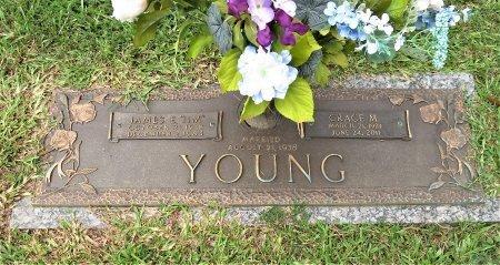 YOUNG, JAMES E. - Miller County, Arkansas | JAMES E. YOUNG - Arkansas Gravestone Photos