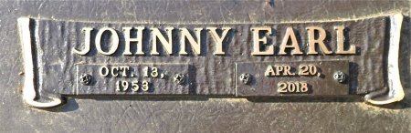 YOUNG, JOHNNY EARL (CLOSEUP) - Miller County, Arkansas | JOHNNY EARL (CLOSEUP) YOUNG - Arkansas Gravestone Photos