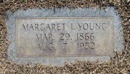 YOUNG, MARGARET - Miller County, Arkansas | MARGARET YOUNG - Arkansas Gravestone Photos