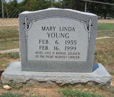 YOUNG, MARY LINDA - Miller County, Arkansas | MARY LINDA YOUNG - Arkansas Gravestone Photos