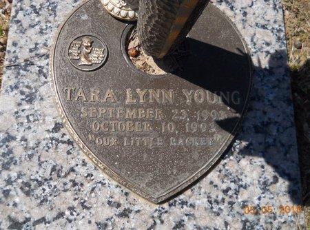 YOUNG, TARA LYNN - Miller County, Arkansas   TARA LYNN YOUNG - Arkansas Gravestone Photos