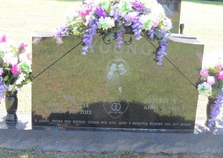 YOUNG, TIM - Miller County, Arkansas   TIM YOUNG - Arkansas Gravestone Photos