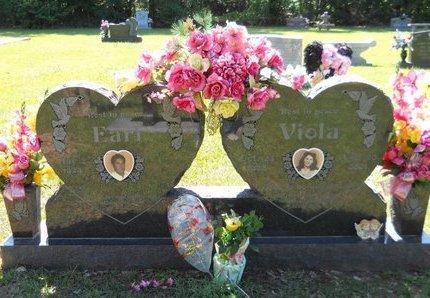 YOUNG, VIOLA - Miller County, Arkansas   VIOLA YOUNG - Arkansas Gravestone Photos