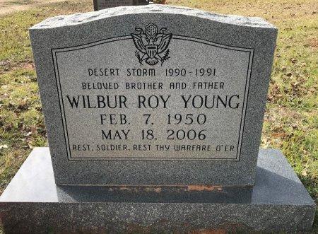 YOUNG, WILBUR ROY - Miller County, Arkansas   WILBUR ROY YOUNG - Arkansas Gravestone Photos