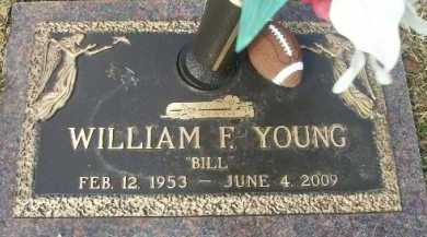 YOUNG, WILLIAM F. - Miller County, Arkansas | WILLIAM F. YOUNG - Arkansas Gravestone Photos